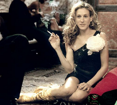 60b5fd8357 The many outfits of Carrie Bradshaw  part two